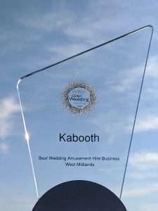 photo booth award