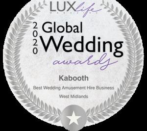 Global Wedding Awards Winner